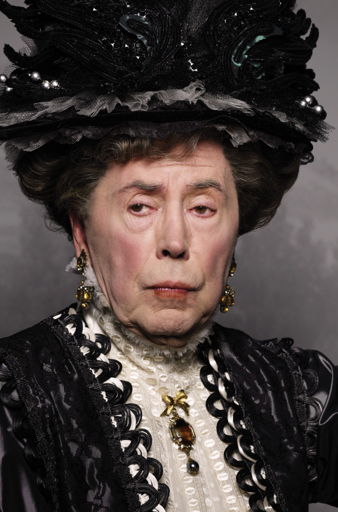 Brian Bedford as Lady Bracknell