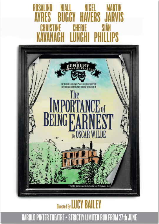 The Importance of Being Earnest London